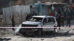 Убиха с магнитна бомба зам.-губернатора на Кабул (снимки и видео)