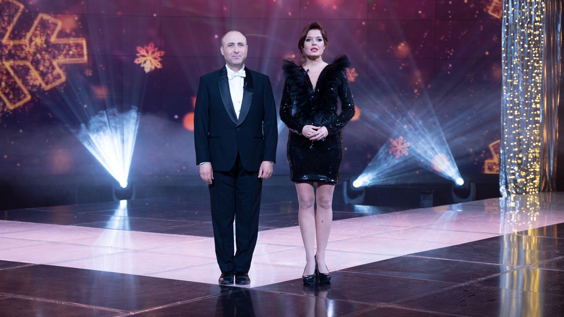 Видещите Александра Сърчаджиева и Руслан Мъйнов