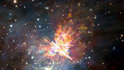 Как се раждат звездите (снимки)