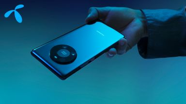 Коледните предложения за смартфони на Huawei и Теленор