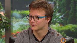 Отиде си младият поет Стефан Кичев, едва на 23
