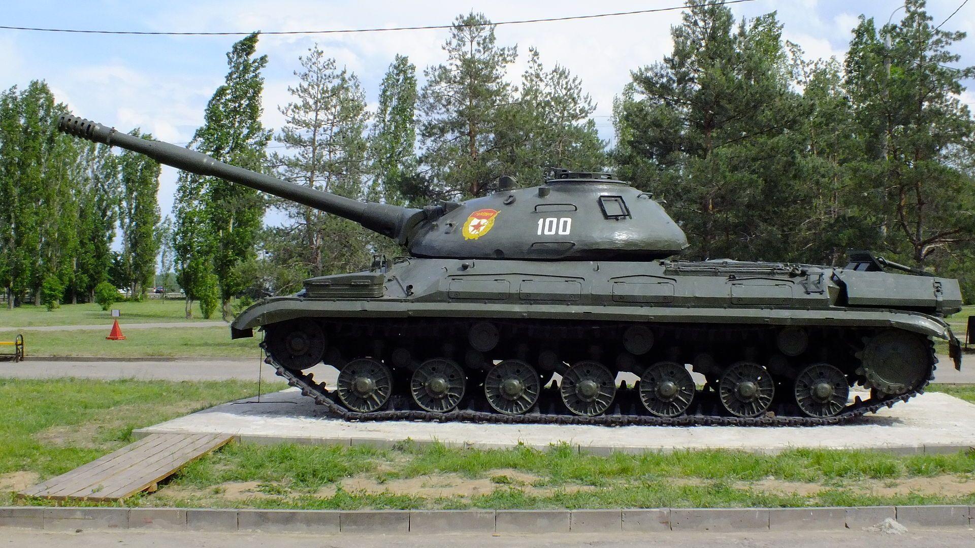 Какво знаем за последния тежък танк (снимки)