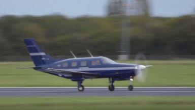 Стартъп за самолети с нулеви емисии получи пари от Amazon и Shell