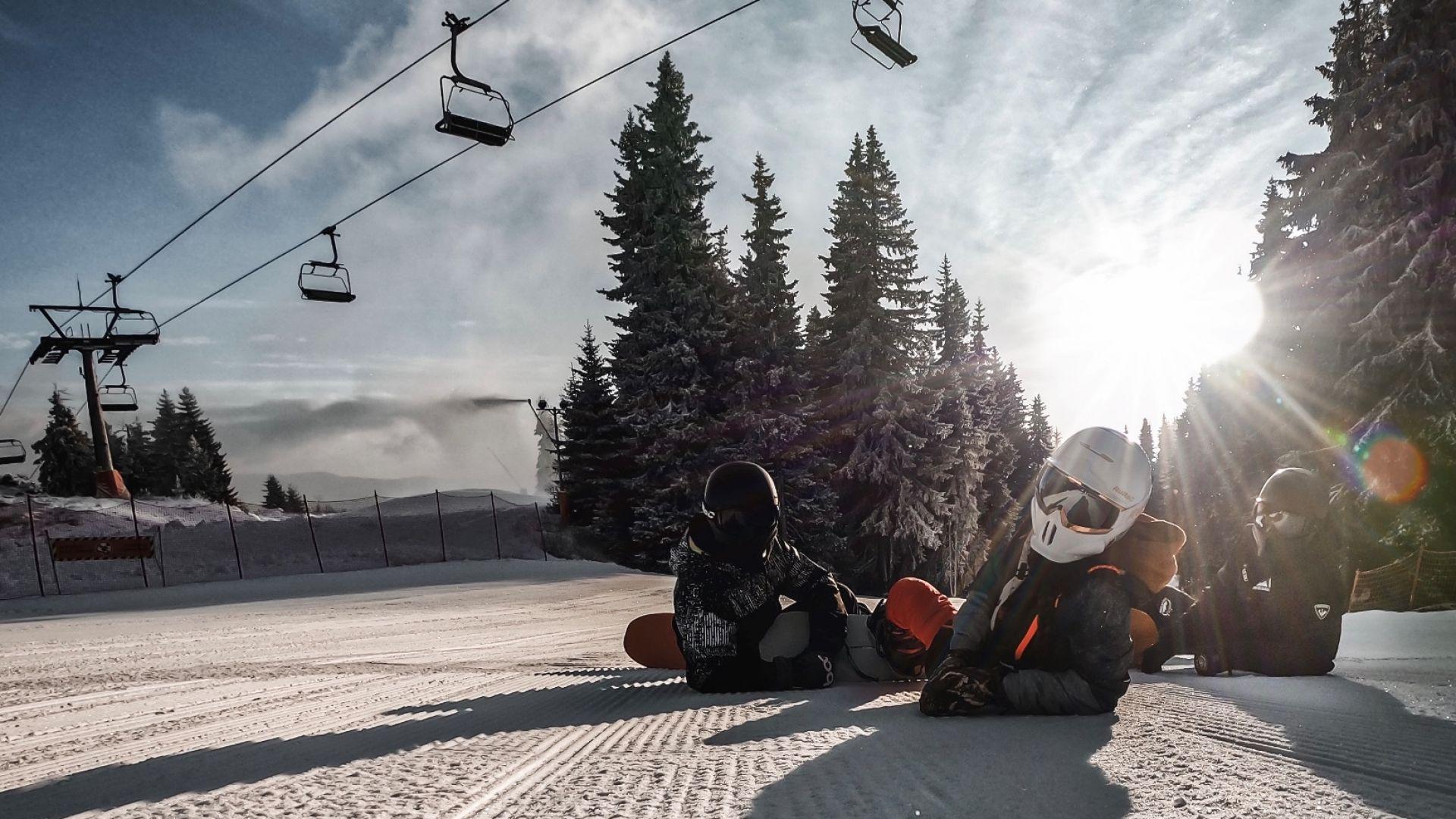 Ски зона Пампорово ще бъде достъпна в по-голямата си част от 19 декември