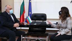 Инвестиции, енергетика и 5G - и Бойко Борисов се срещна с Херо Мустафа