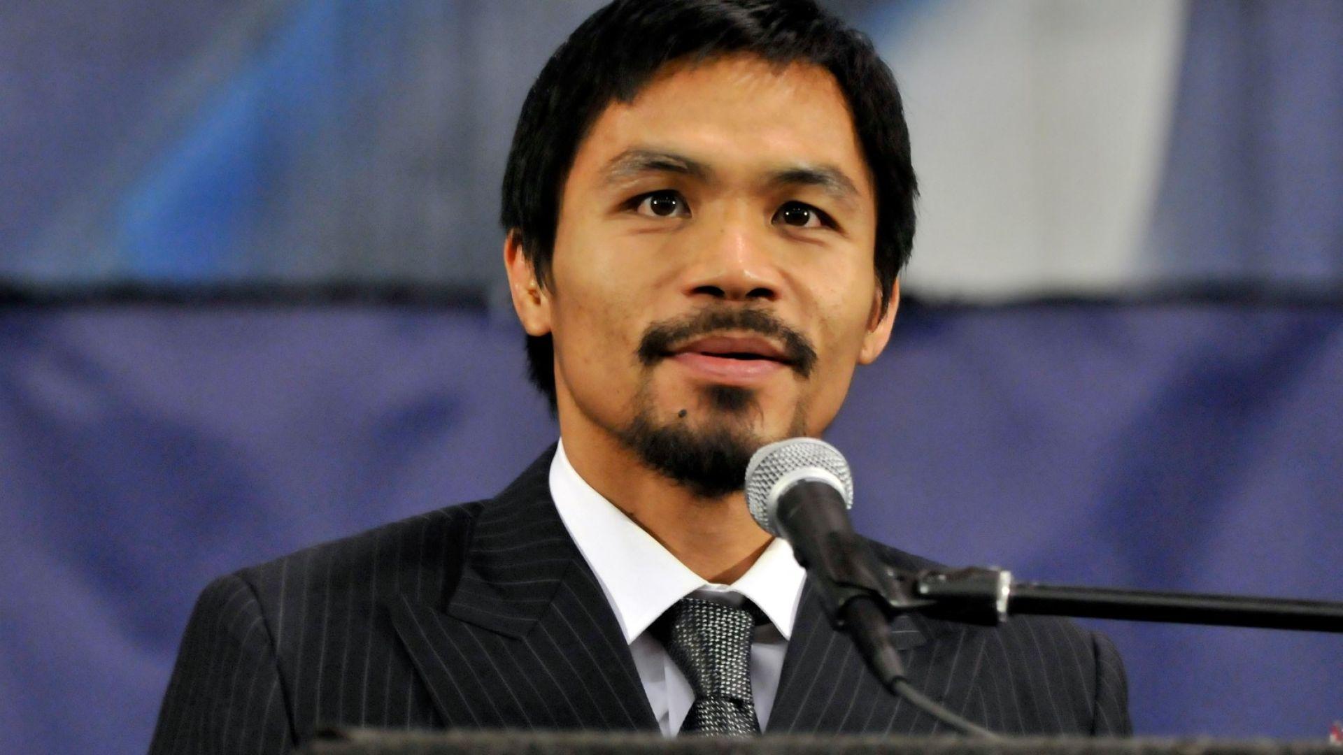 Големият шампион Мани Пакиао официално се сбогува с бокса