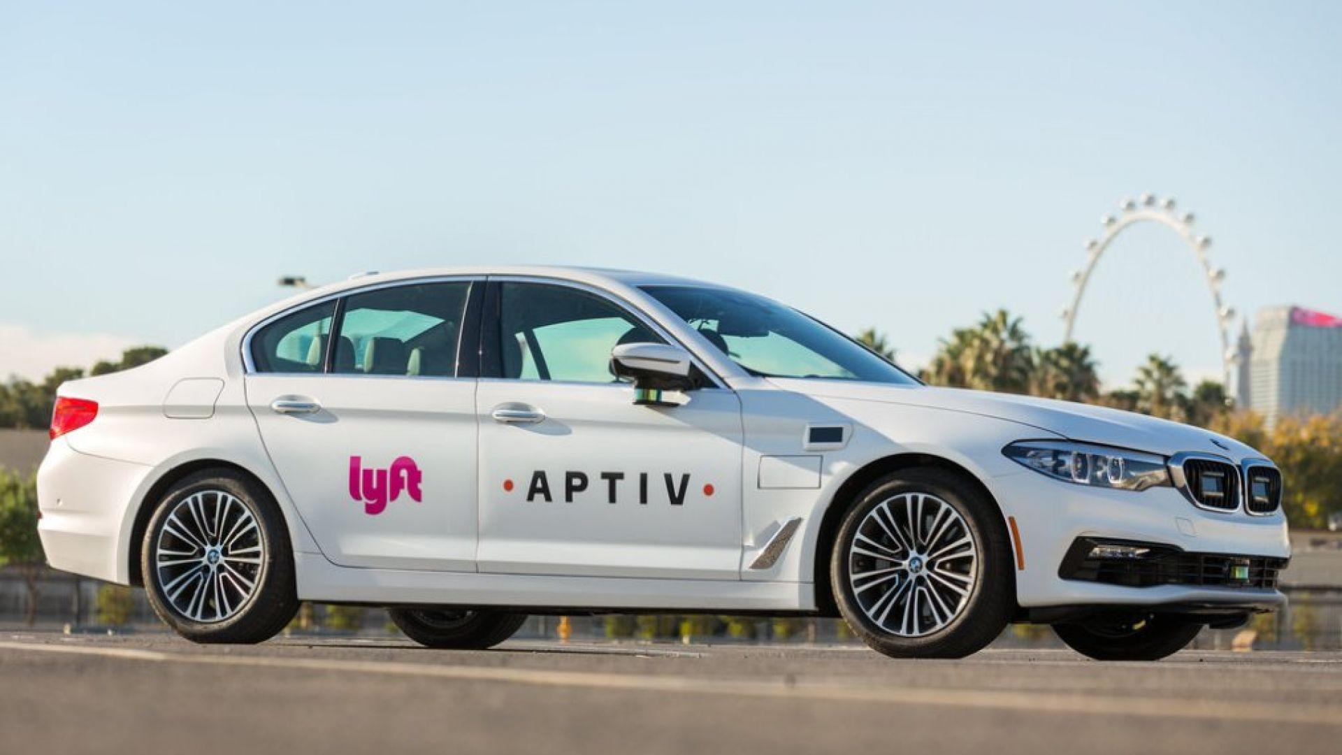 Lyft планира да използва масово автономни коли в САЩ през 2023 година