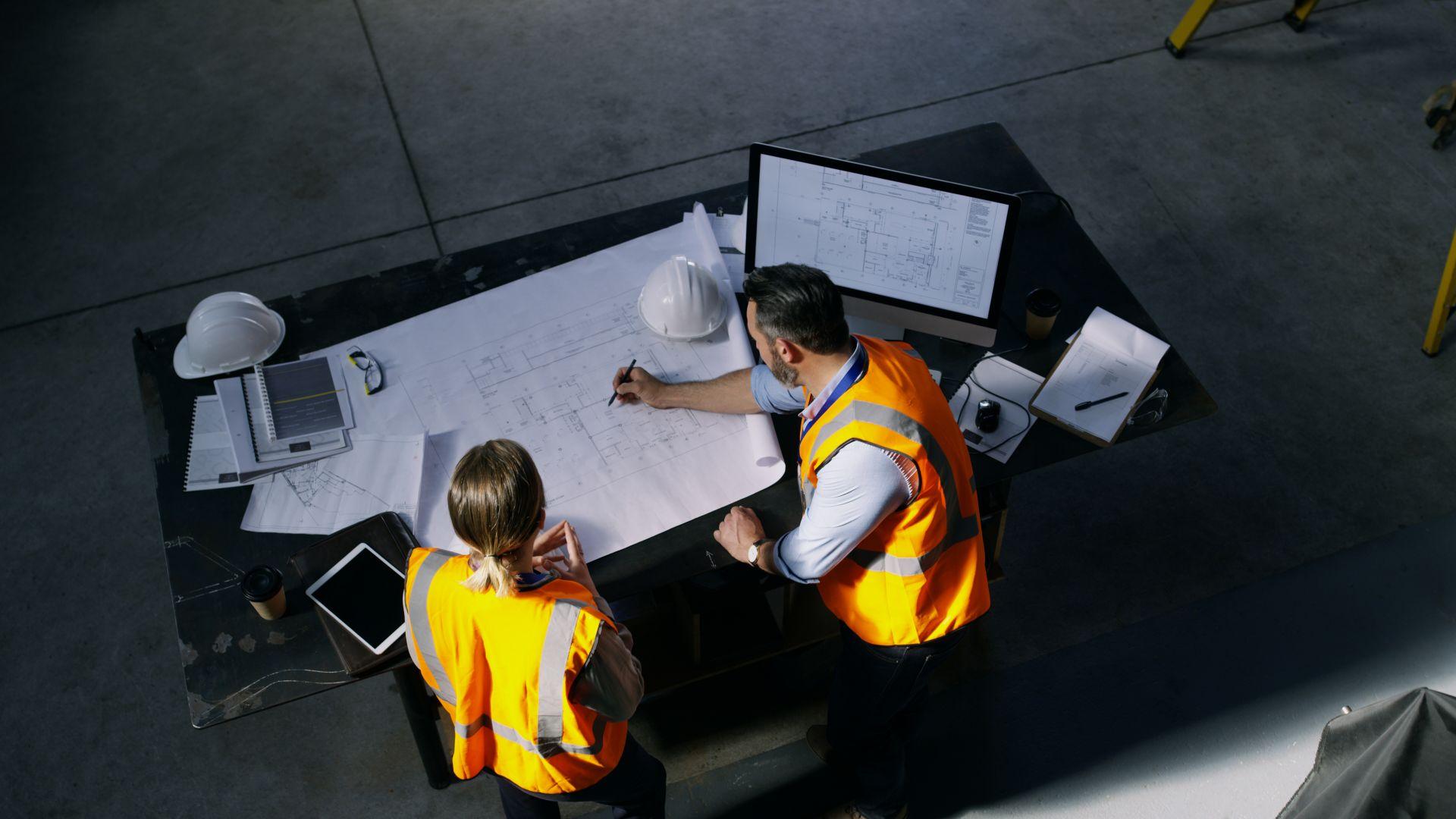 Нови 12 е-услуги за столичани: за строеж, скици и планове за имоти