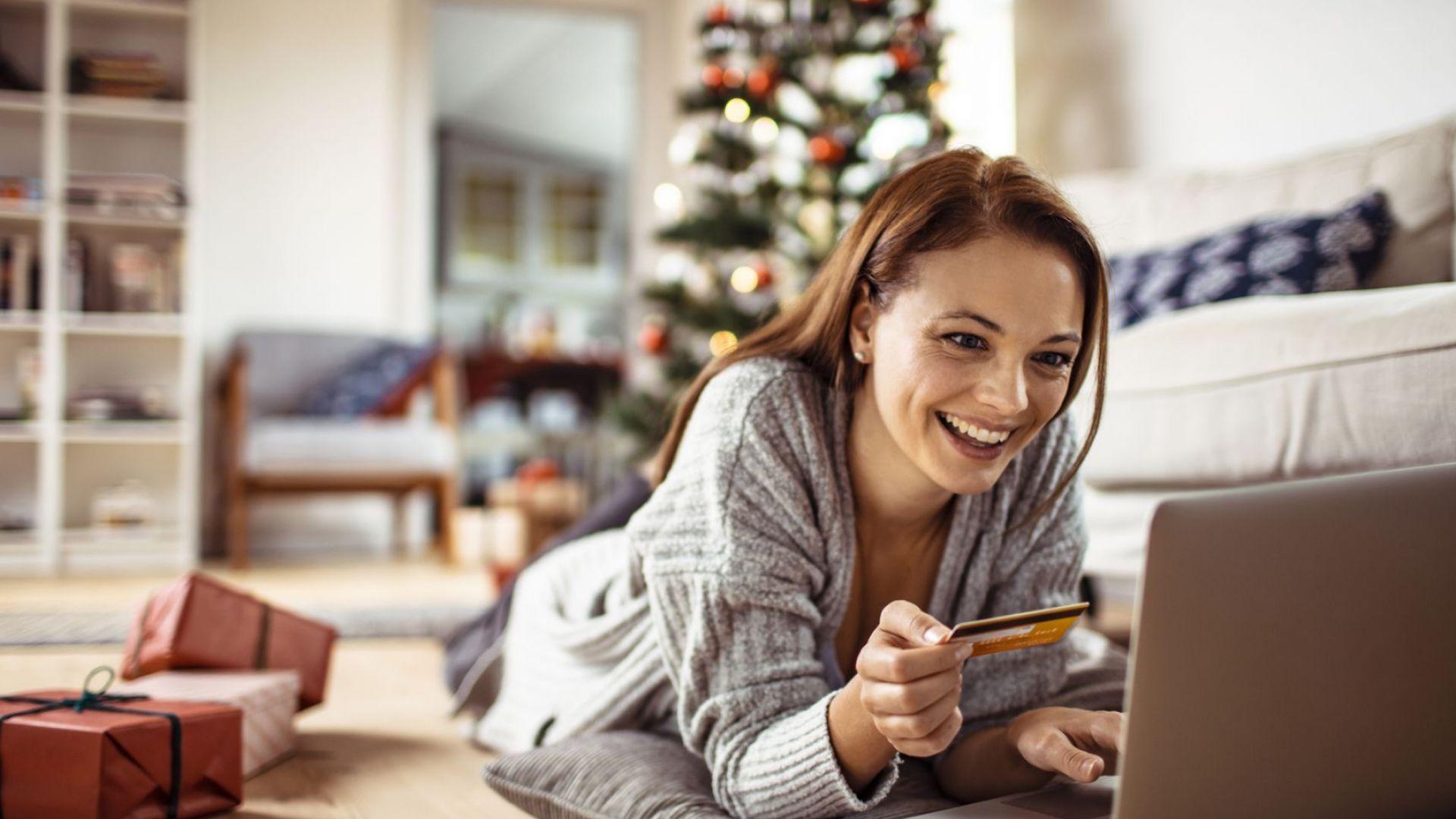 Три прости правила за коледен онлайн шопинг