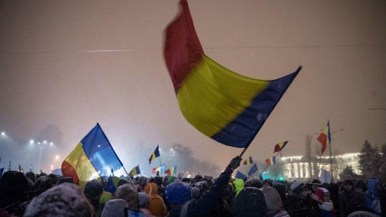 Временният премиер на Румъния и министър на отбраната Николае Чука