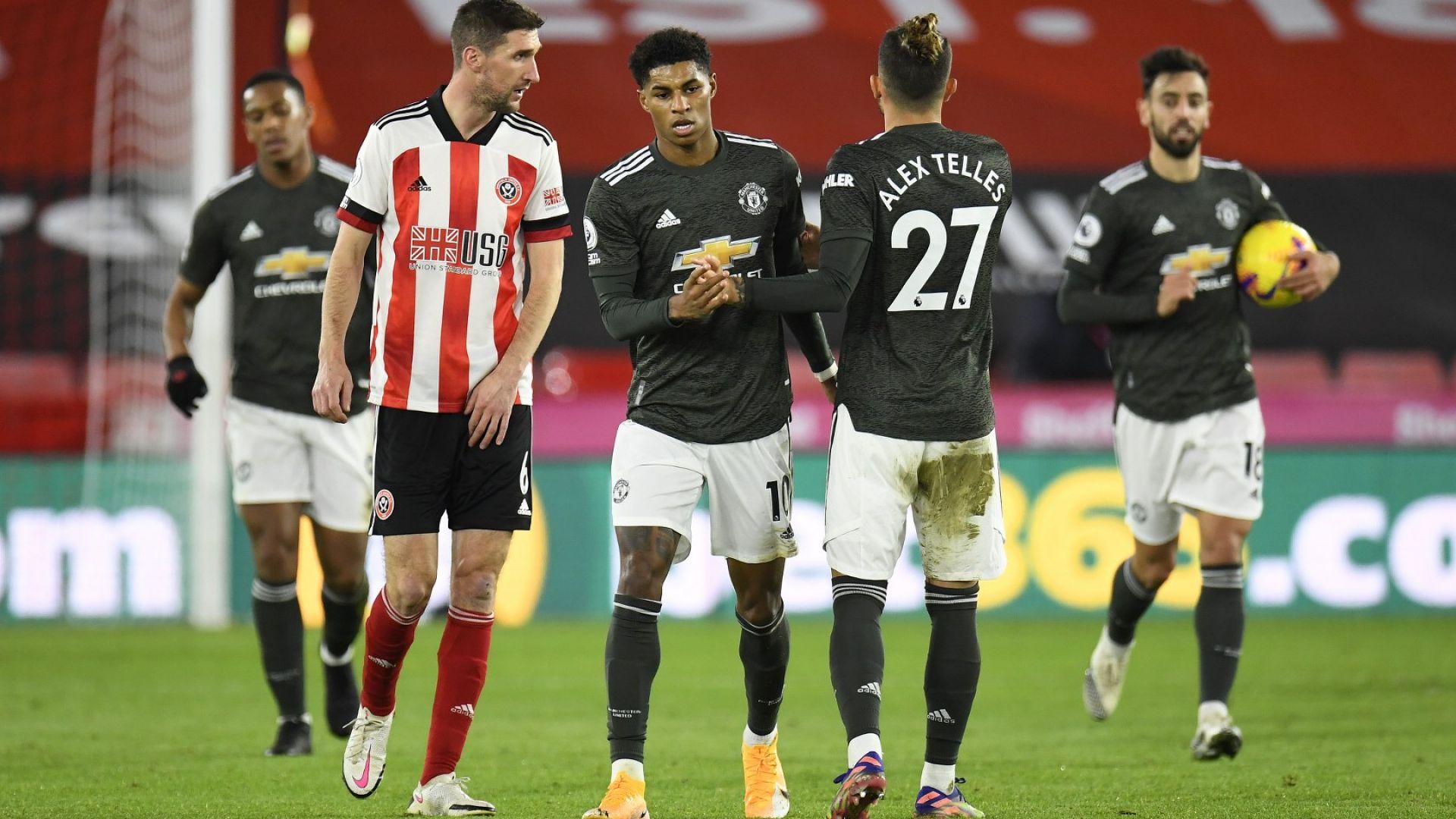За пореден път - Юнайтед изостана като гост и отново победи