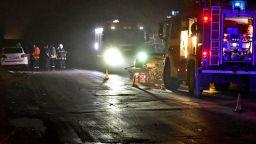 Катастрофа с жертва спря движението по пътя Търговище - Велики Преслав