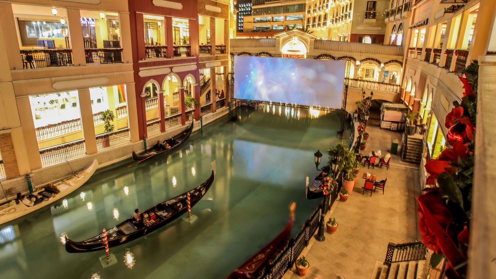Кино в гондоли за уморените от пандемични ограничения