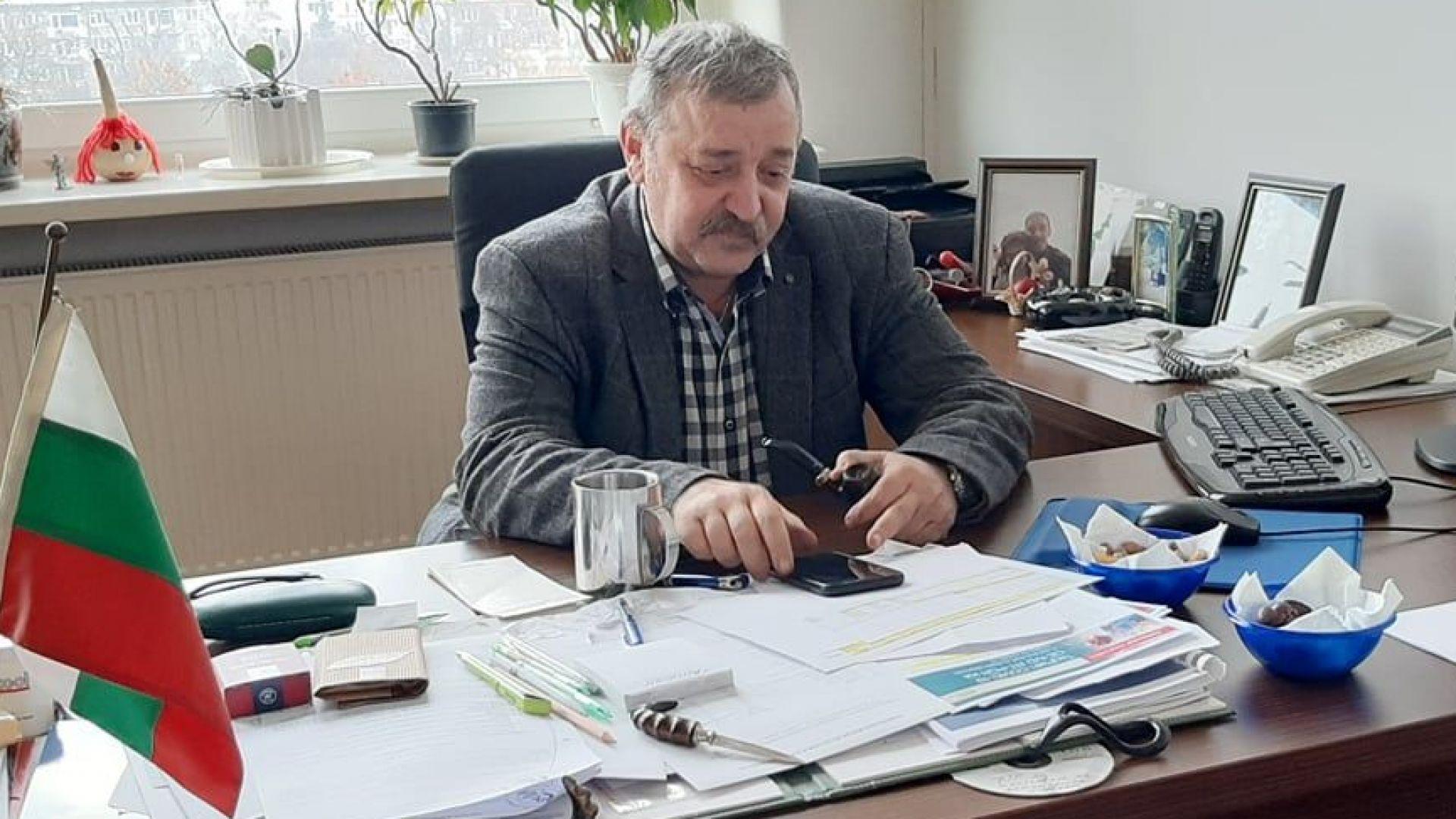 Проф. Кантарджиев: Почувствах много лоши неща, в епидемия да сменяш лекар не е най-умното нещо