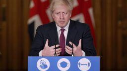 Борис Джонсън: Корабът ни не е бил в руски води, защото не признаваме анексирането на Крим