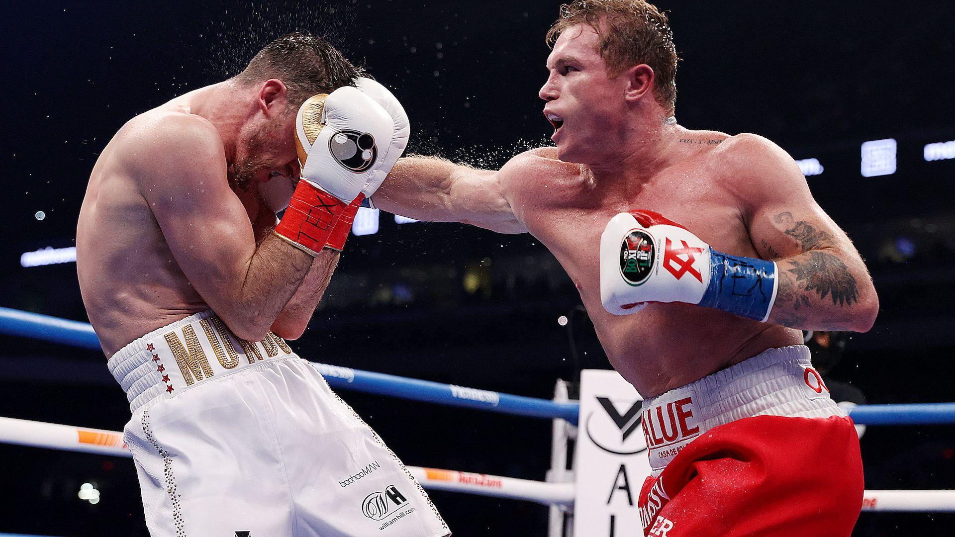 Канело се върна на ринга след година пауза и припомни защо е считан за №1 в света