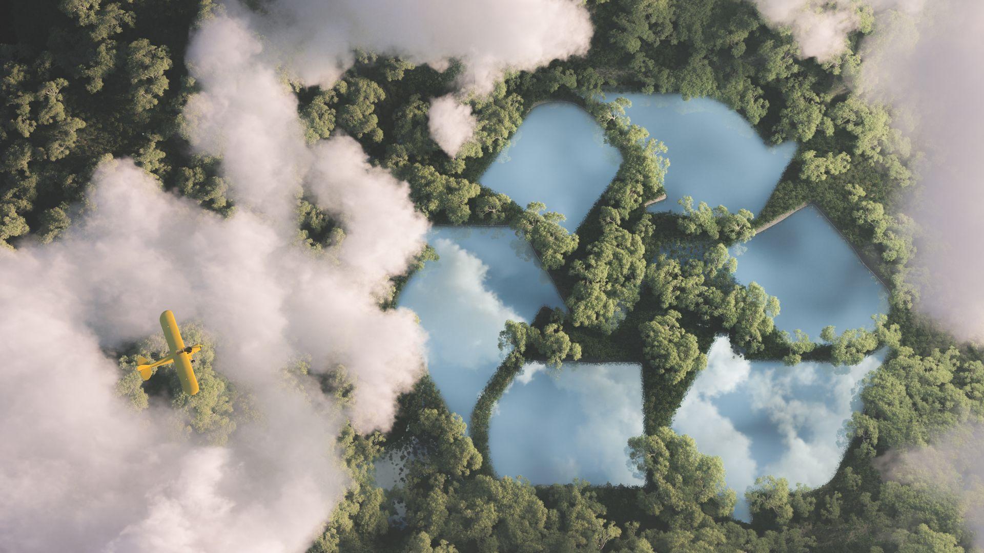 Възможната зелена сделка: водород, двуетажни мотриси и български електромобил