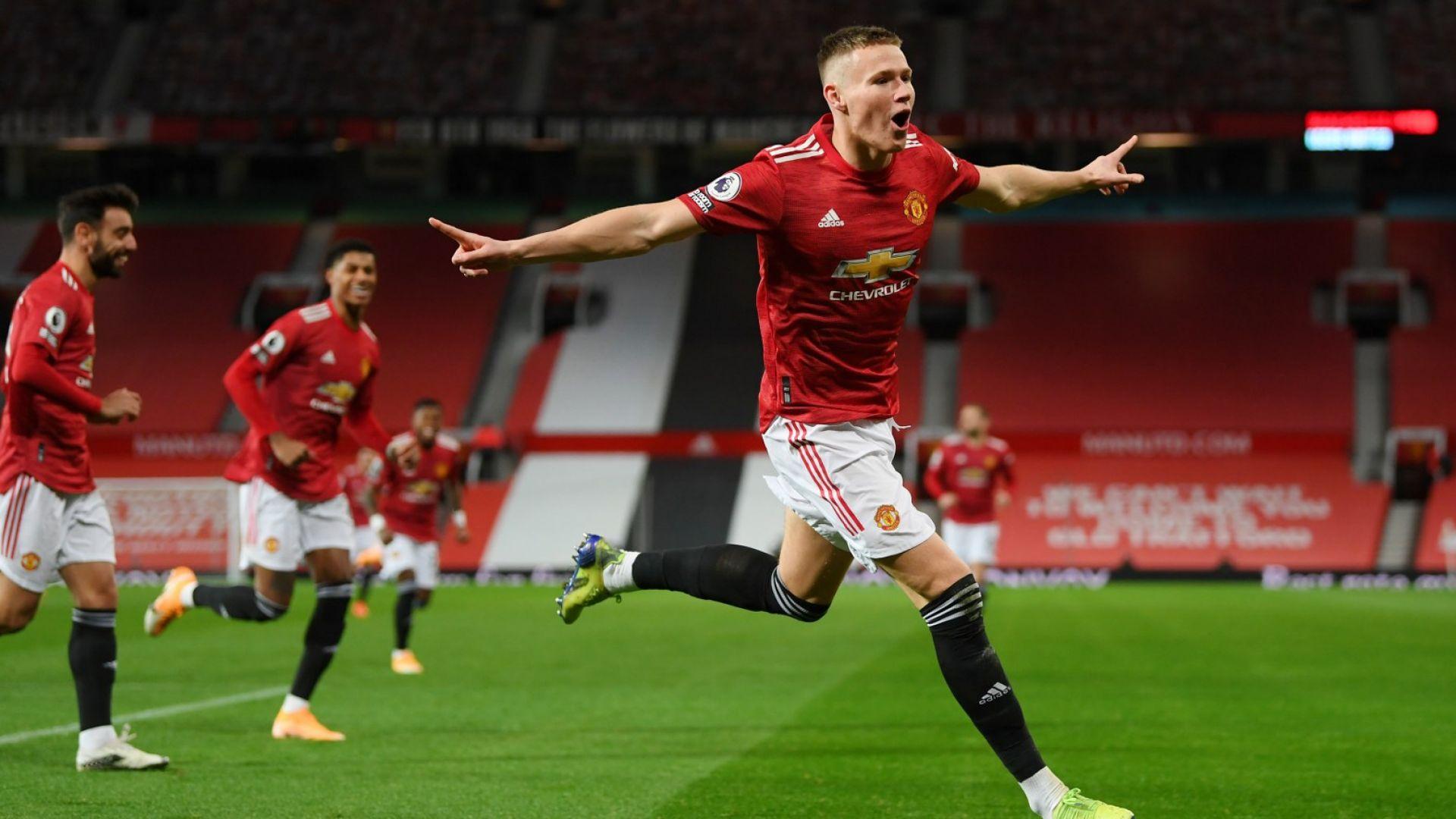 Бой за историята! Манчестър Юнайтед унижи историческия съперник Лийдс