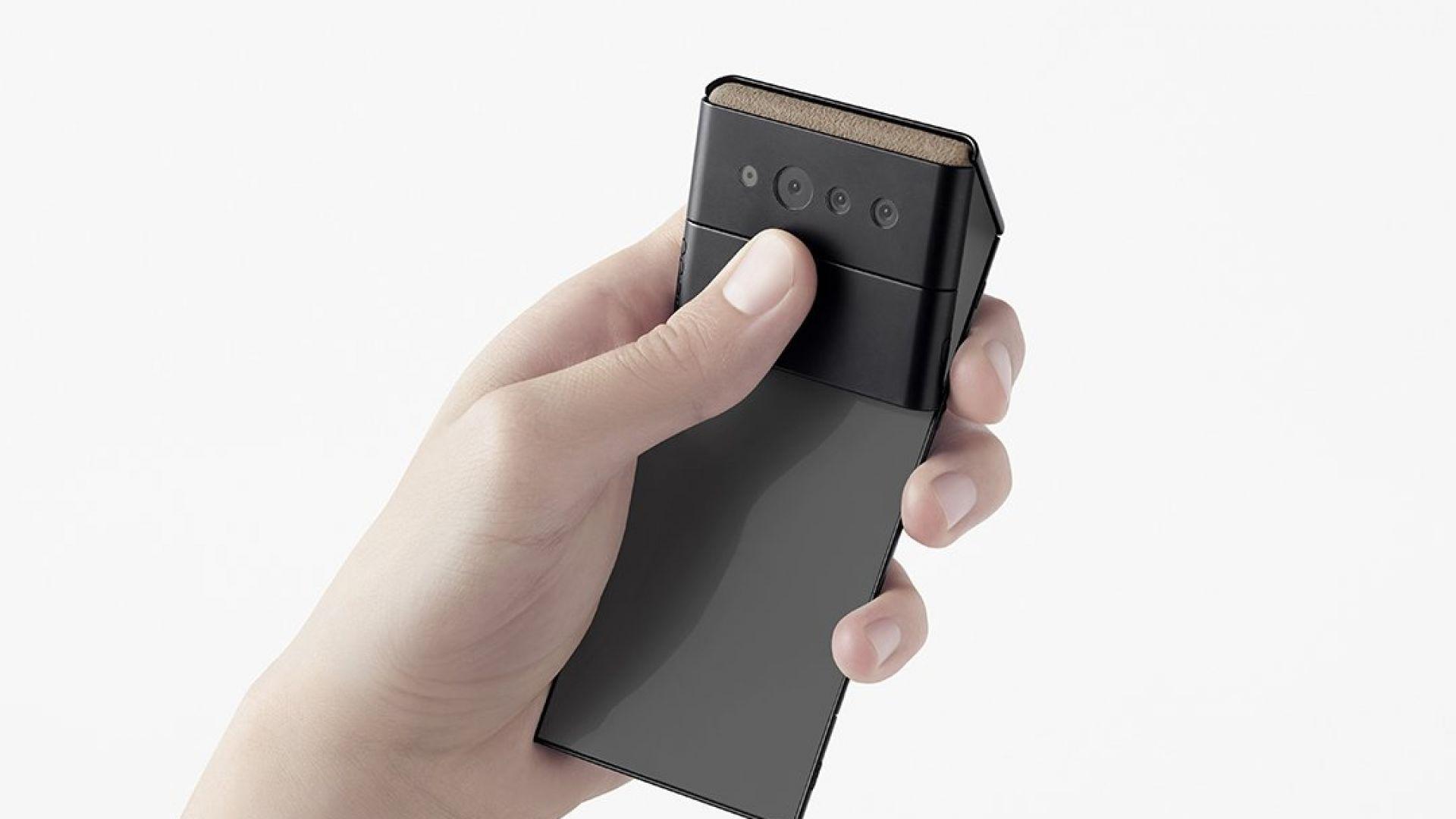 Oppo показа нов интересен концептуален телефон