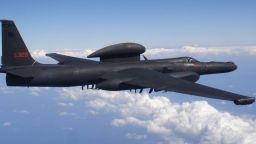 Изкуствен интелект пилотира шпионския самолет U-2
