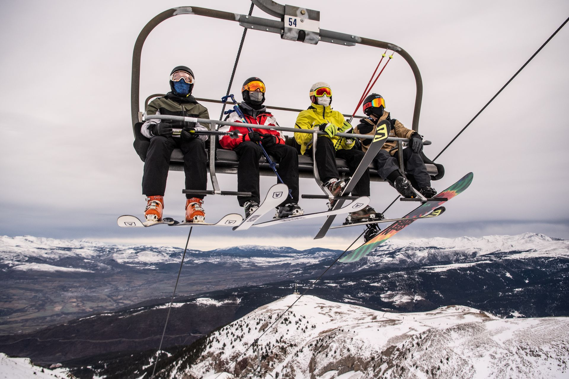 Ски курортите в Испания отвориха врати