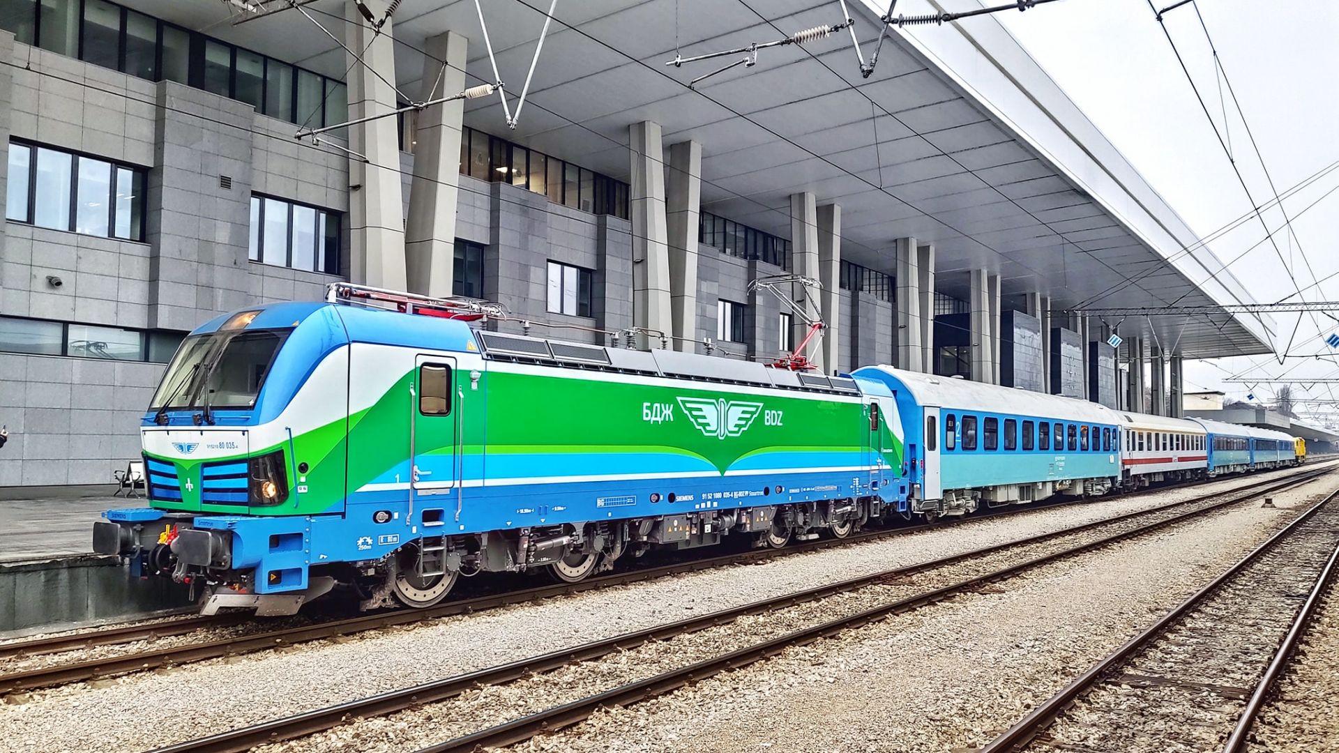 До 2024-а: Подновяват над половината вагони и мотриси на БДЖ