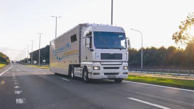 Цел: Камионите в Европа с нулеви вредни емисии до 2030 година