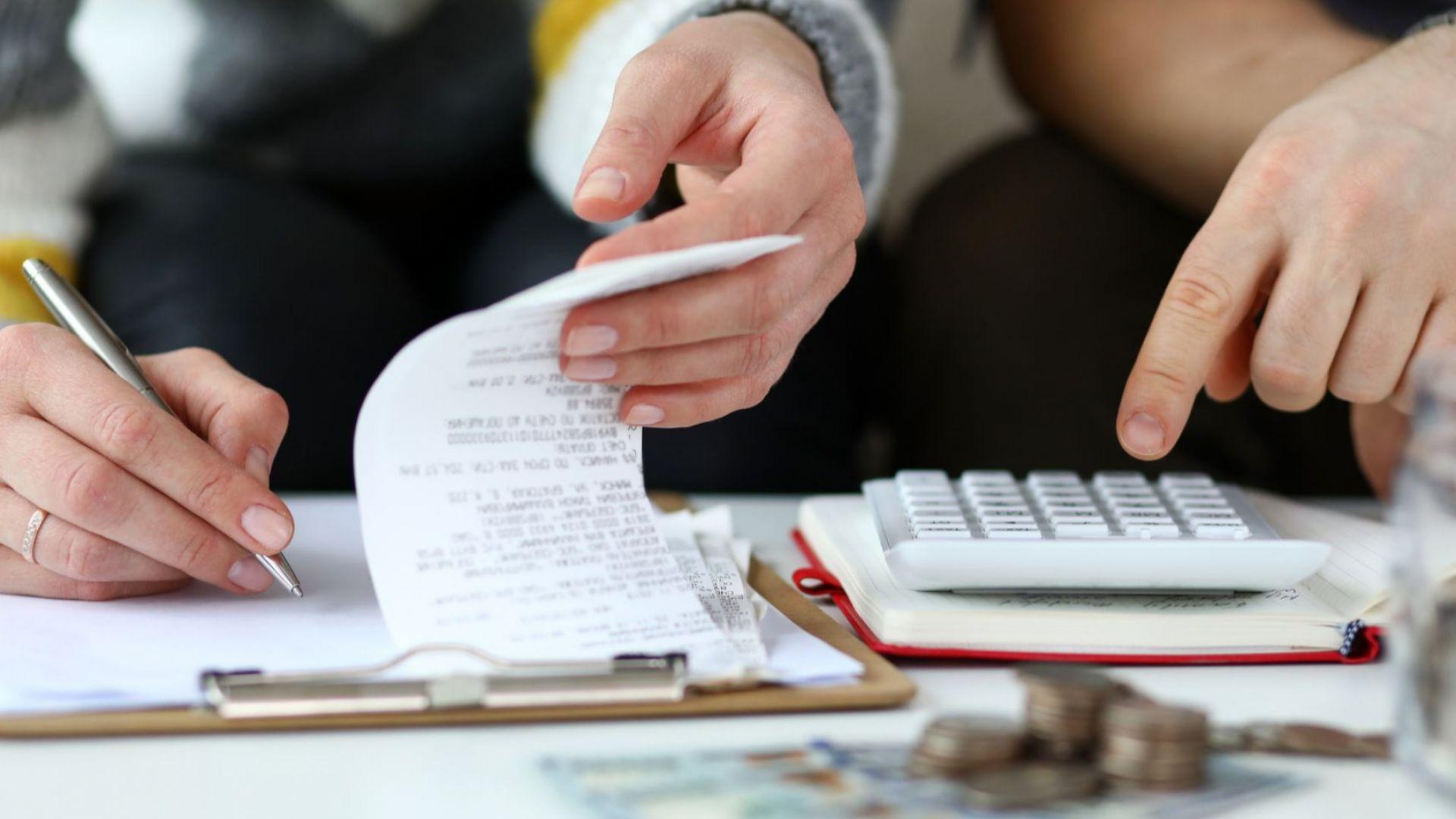Три от четири български домакинства са финансово уязвими