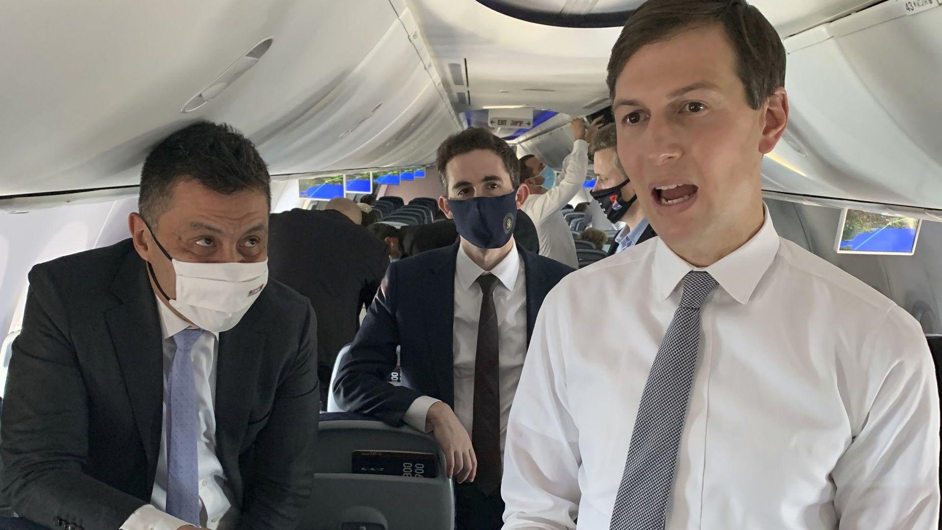 Мароко посрещна израелци и зетя на Тръмп с първия пряк търговски полет Тел Авив-Рабат