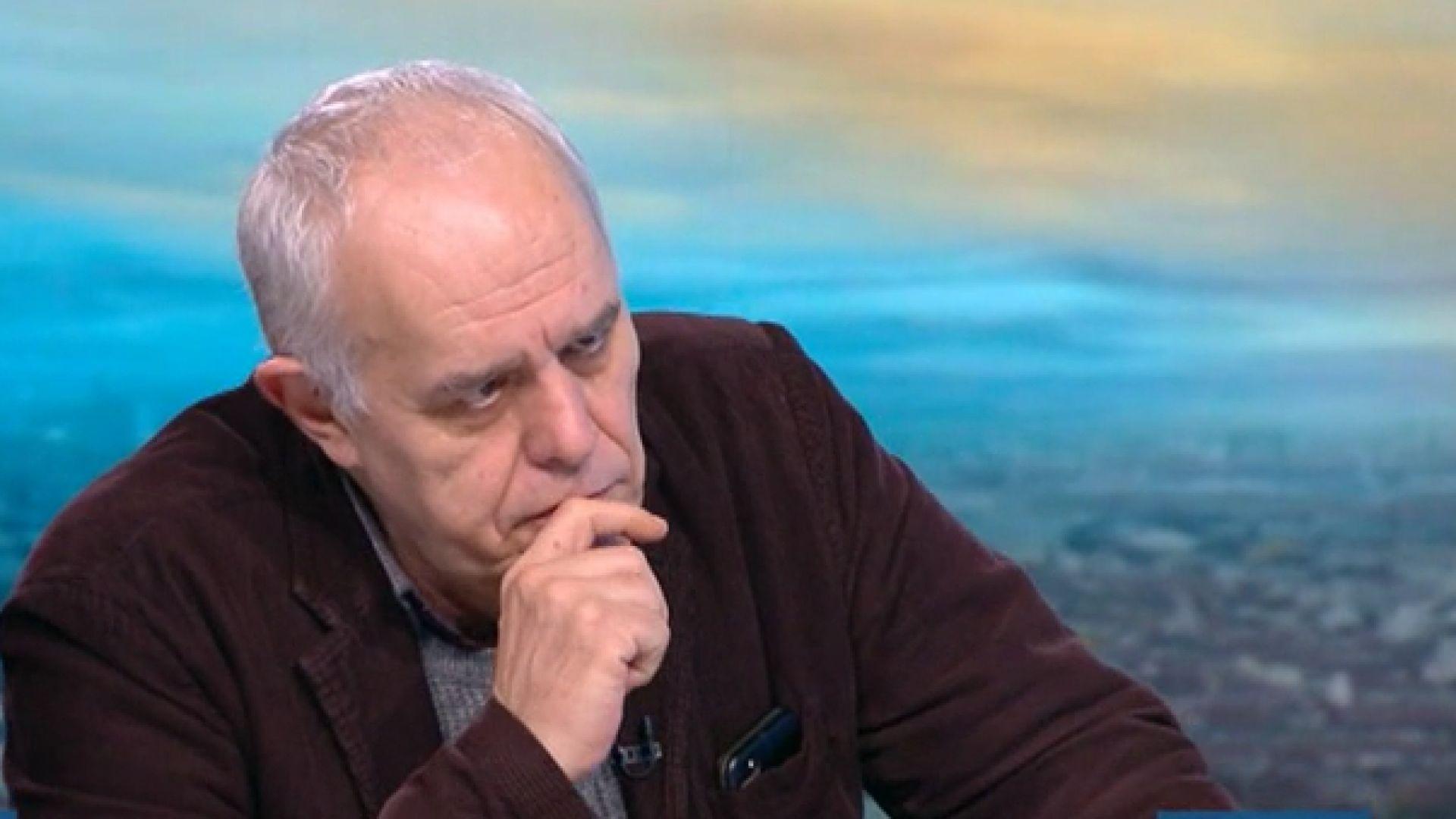 Райчев: ГЕРБ вероятно ще спечели изборите с коалиция, но скандалът със записите почти съсипа Борисов