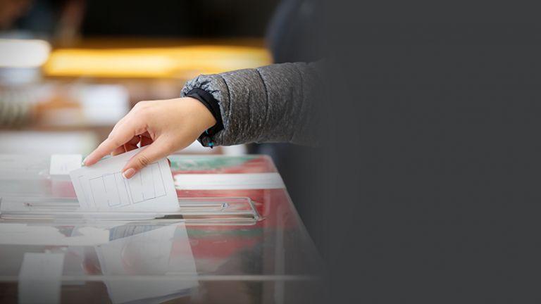 На първо четене: Подвижни урни за гласуване на карантинирани вкъщи