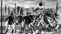Красивата Викторианска футболна традиция е жива вече 132 години