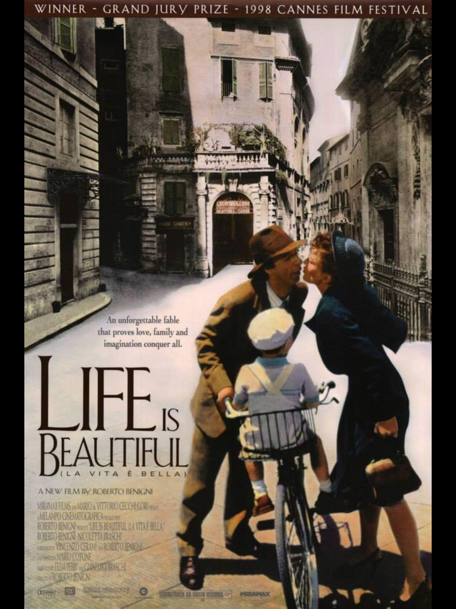 """Кадри от """"Животът е прекрасен"""""""