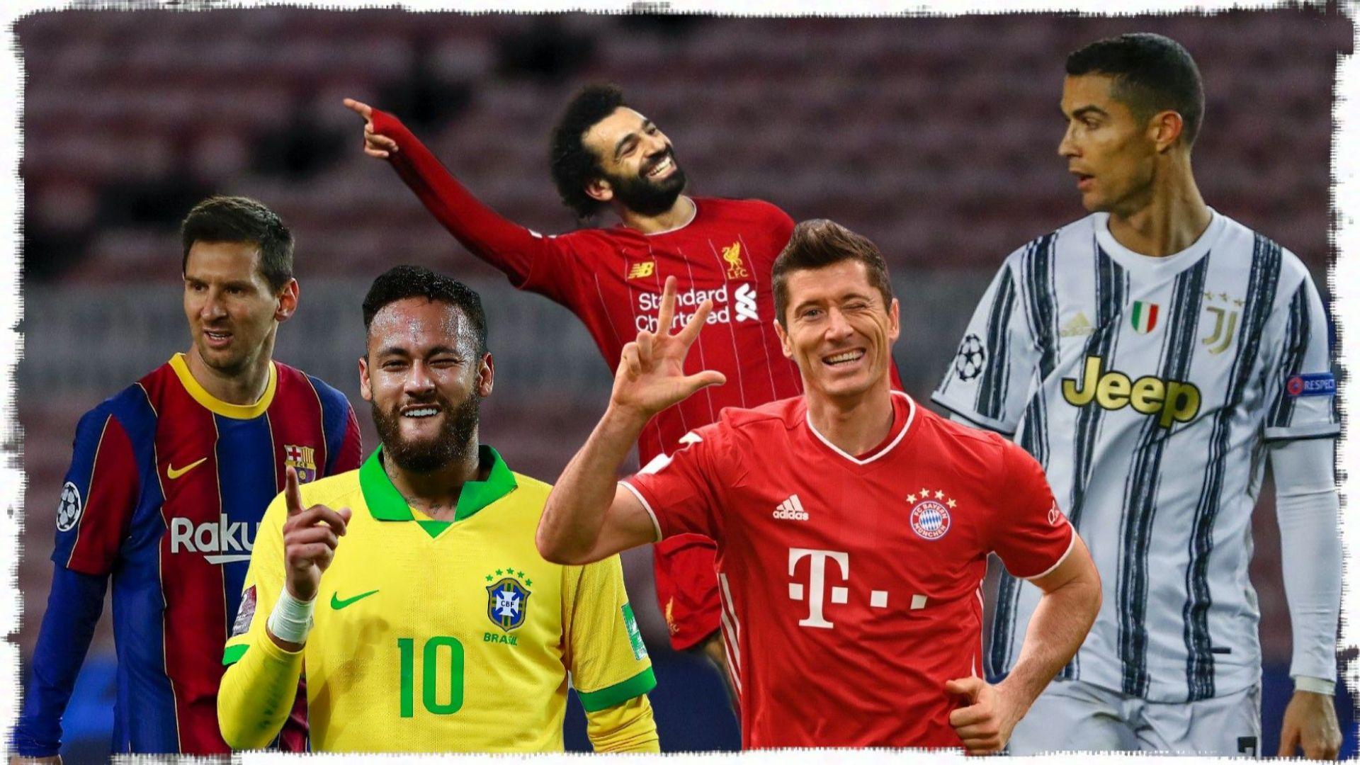 Най-добрите футболисти в света за 2020-а (Галерия)