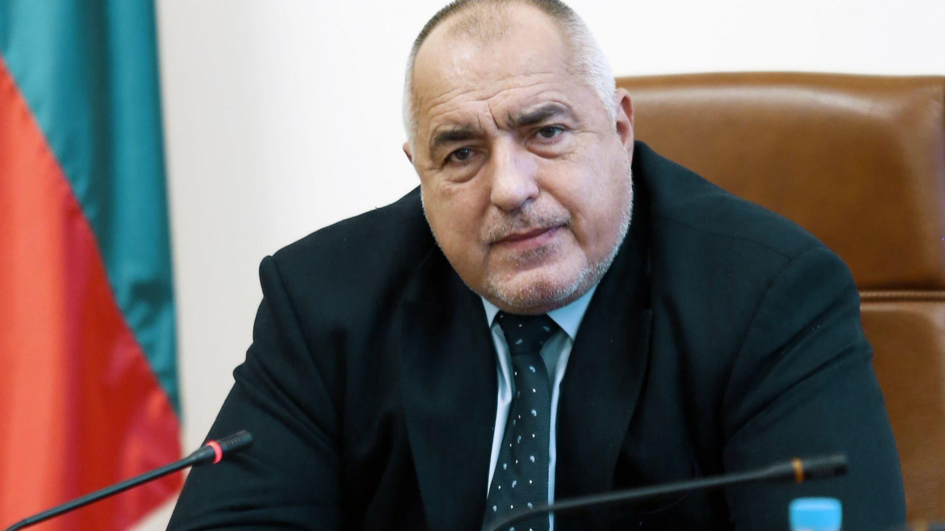 Борисов: Първи ще се ваксинират министърът и шефовете на болници. Аз, когато ми дойде ред