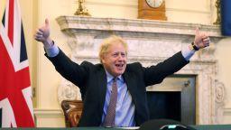 Има сделка между ЕС и Обединеното кралство!
