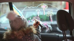 Катержина Шеда показва отново своето Място до прозореца