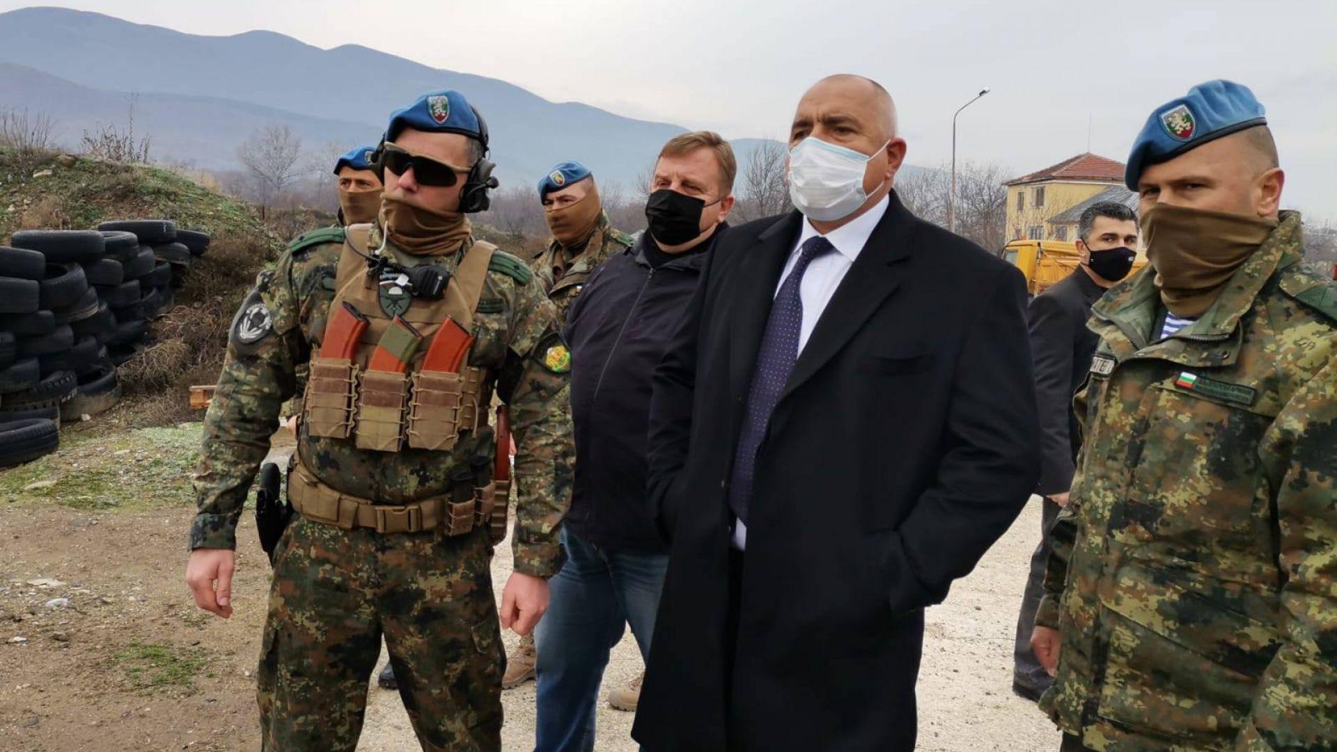 Борисов: В Црънча се изгражда нов комплекс за специалните сили (видео)