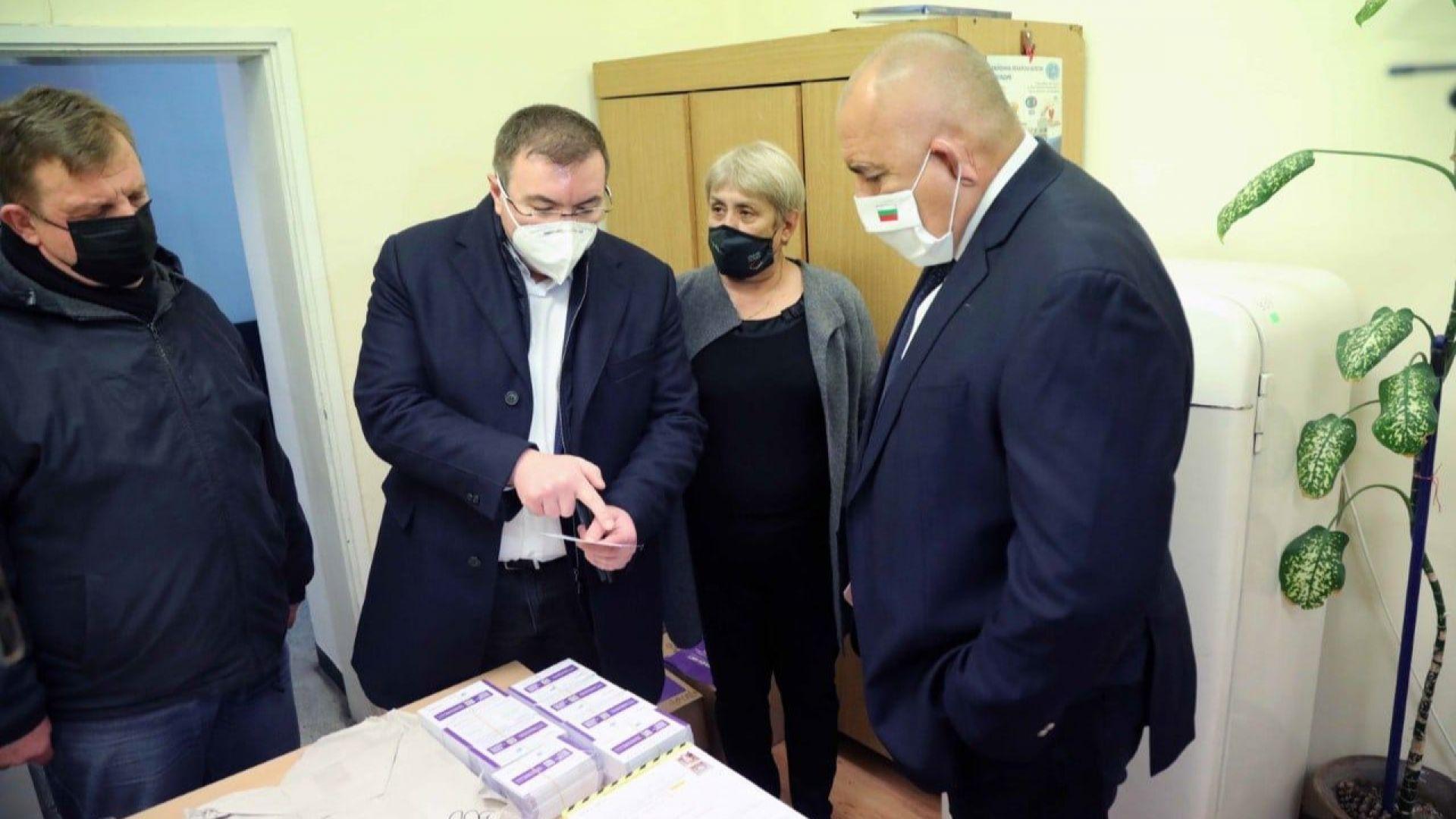 Първи ваксинации в  София, Пловдив и Бургас: Започваме с Костадин Ангелов