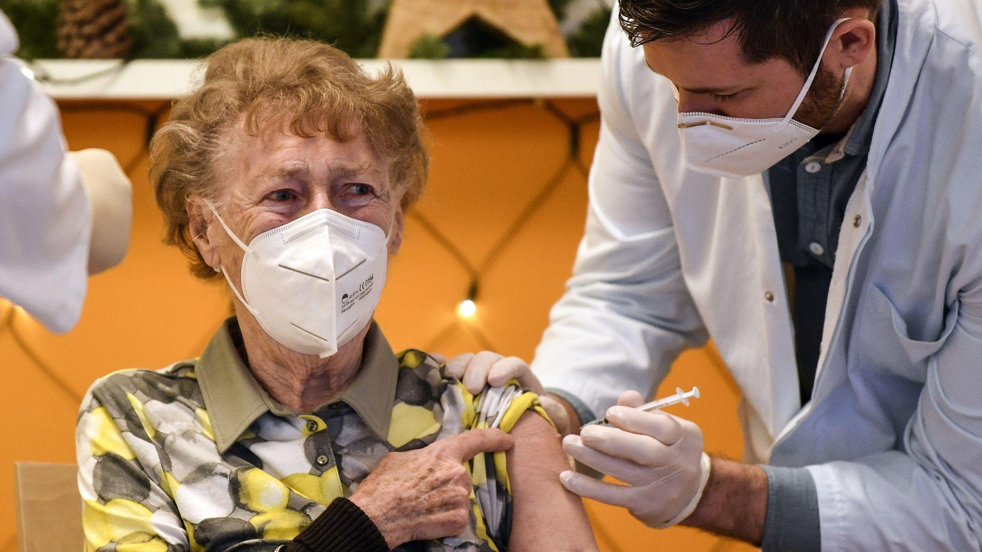 ЕК предлага общ регистър  с данни за ваксинираните по света