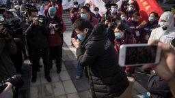 Вкарват в затвора китайска журналистка заради отразяването на епидемията в Ухан