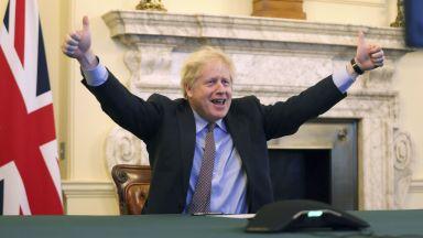 Борис Джонсън: Сделката с ЕС е нова отправна точка за отношенията с ЕС