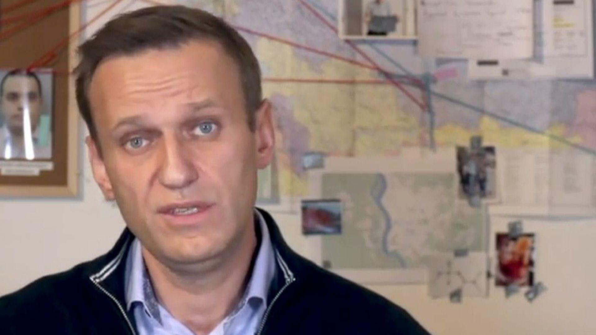 Москва даде ултиматум на Навални да се върне днес или го чака затвор