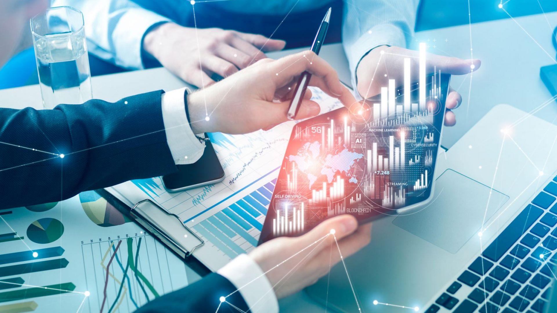 Банките извадиха дигиталния арсенал в битката за клиенти