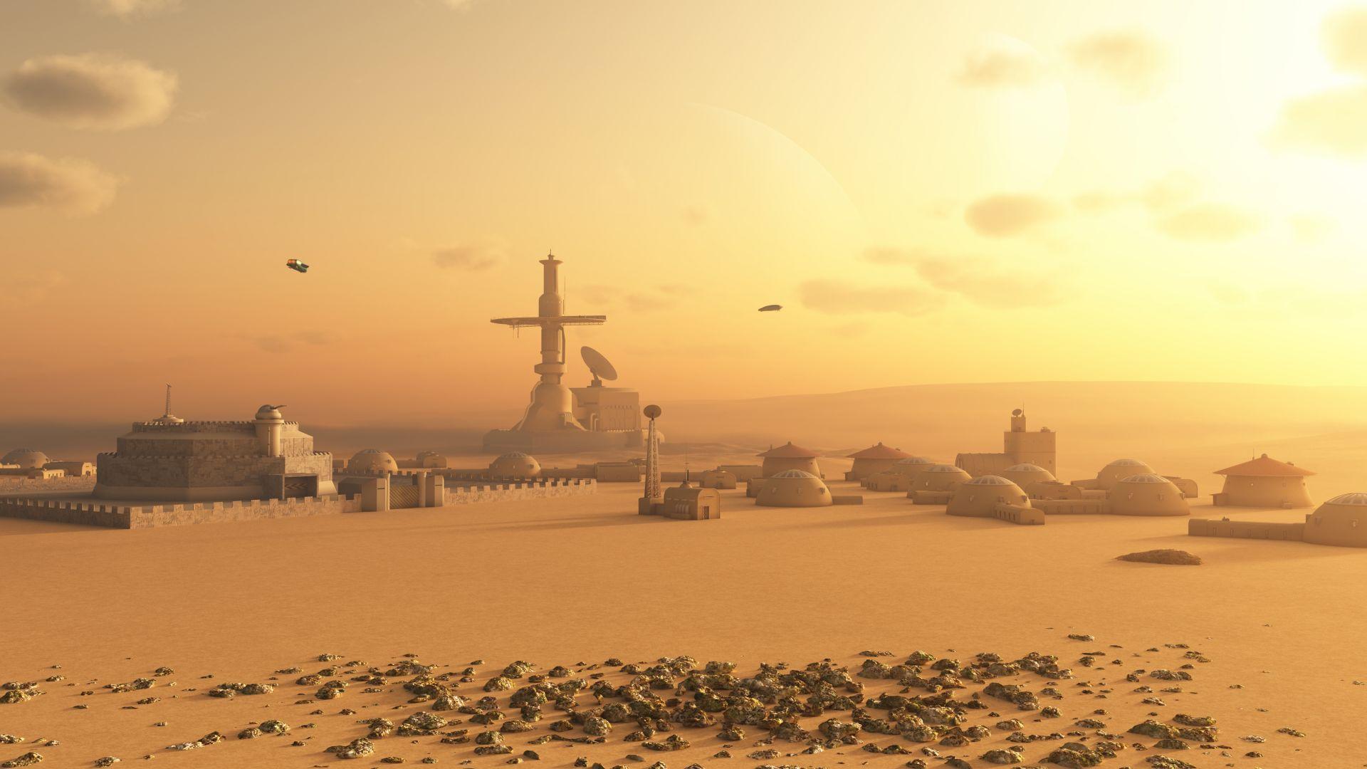 Нов материал може да пази от радиацията на Марс