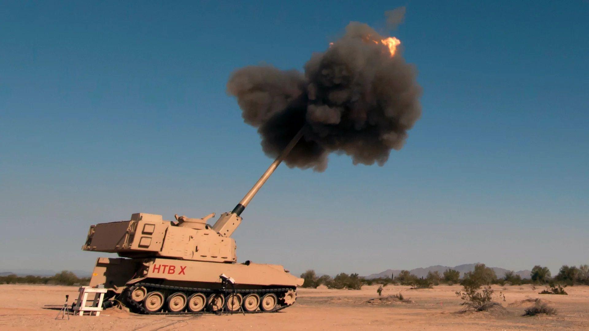 САЩ официално разполага с най-далекобойната артилерия