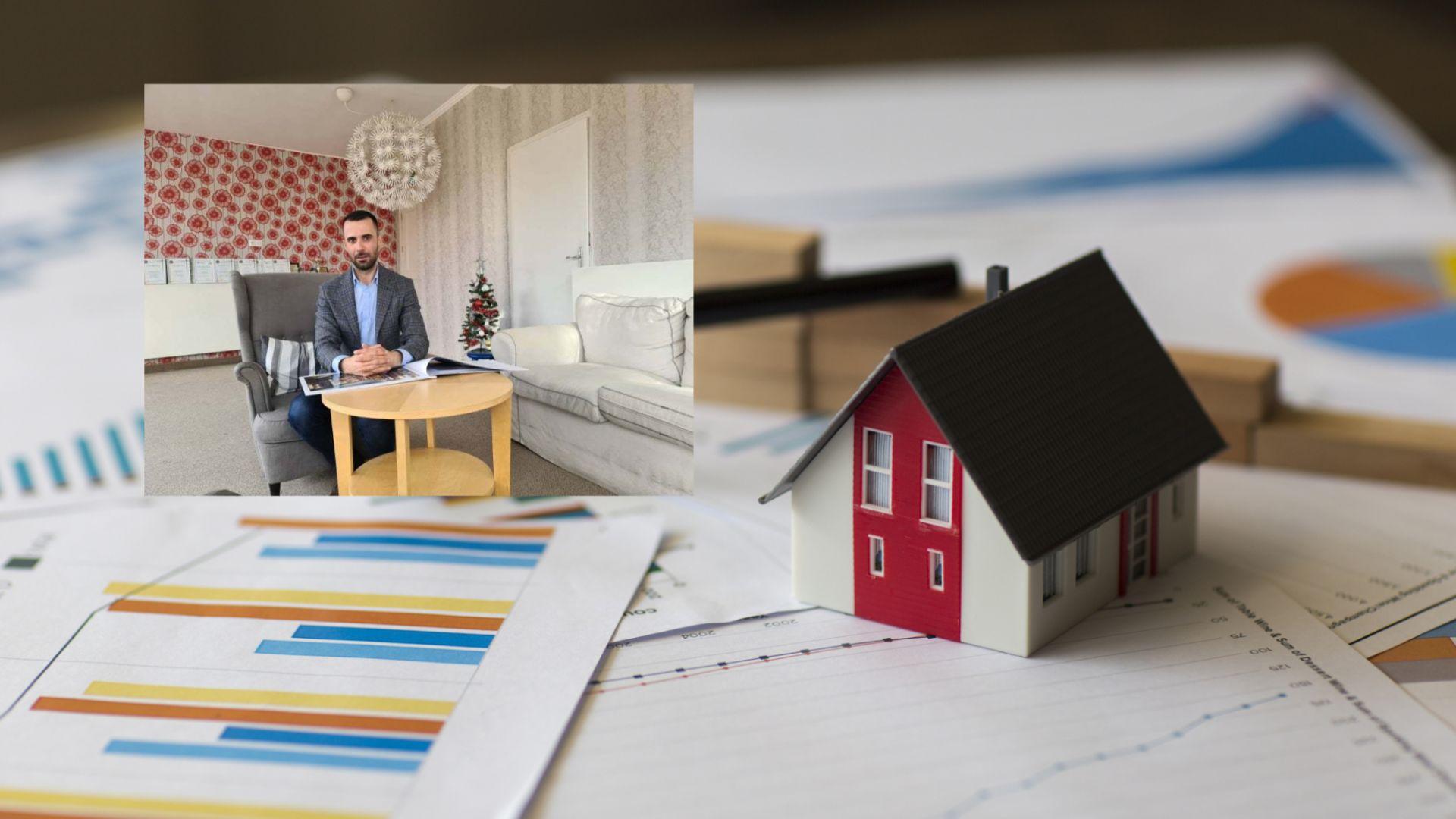 Пазарът на имоти през 2020-a: Пандемията не спря купувачите, както и цените