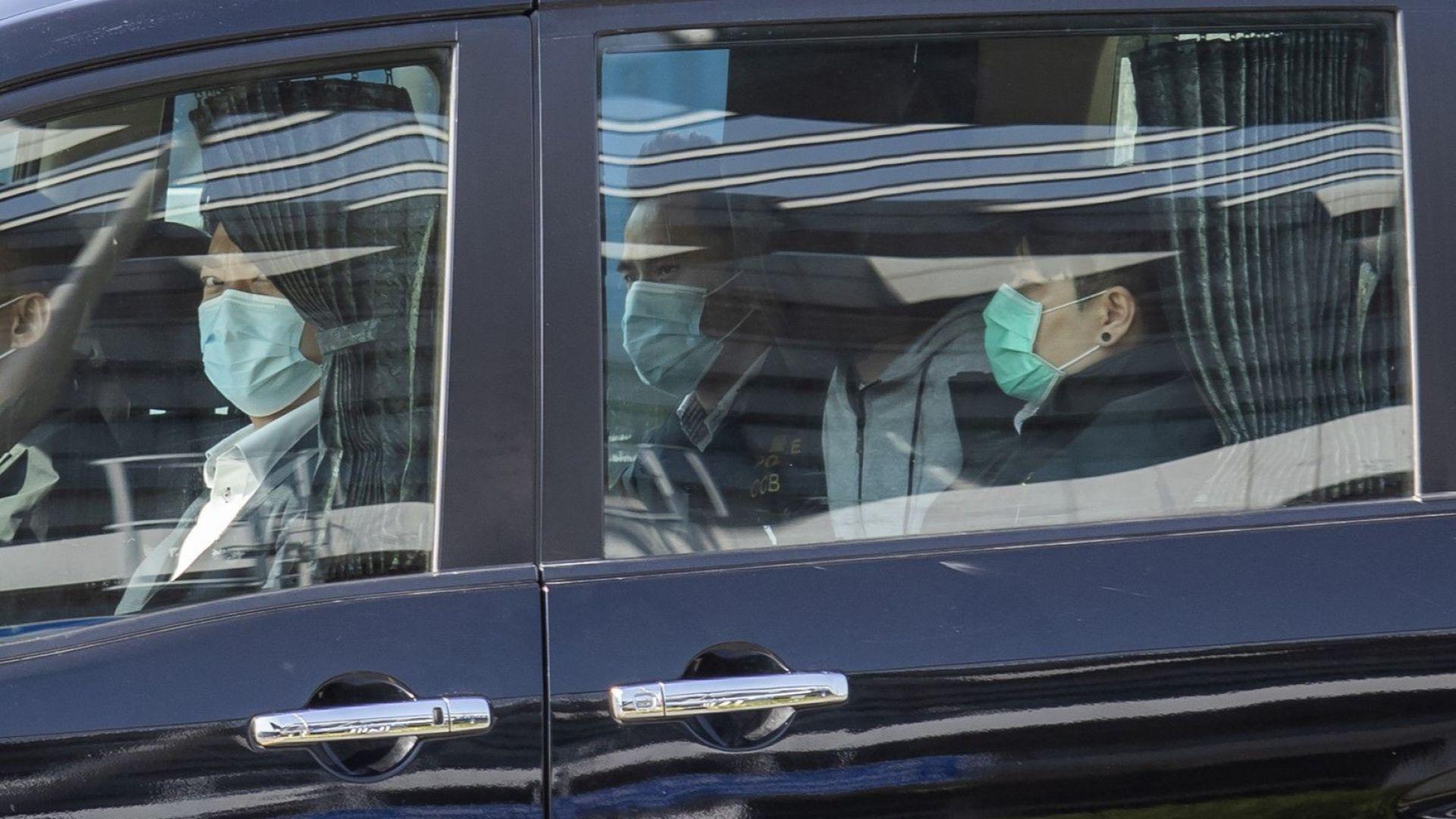 """Китай вкара в затвора 10 души от Хонконг за """"нелегално преминаване на границата"""""""