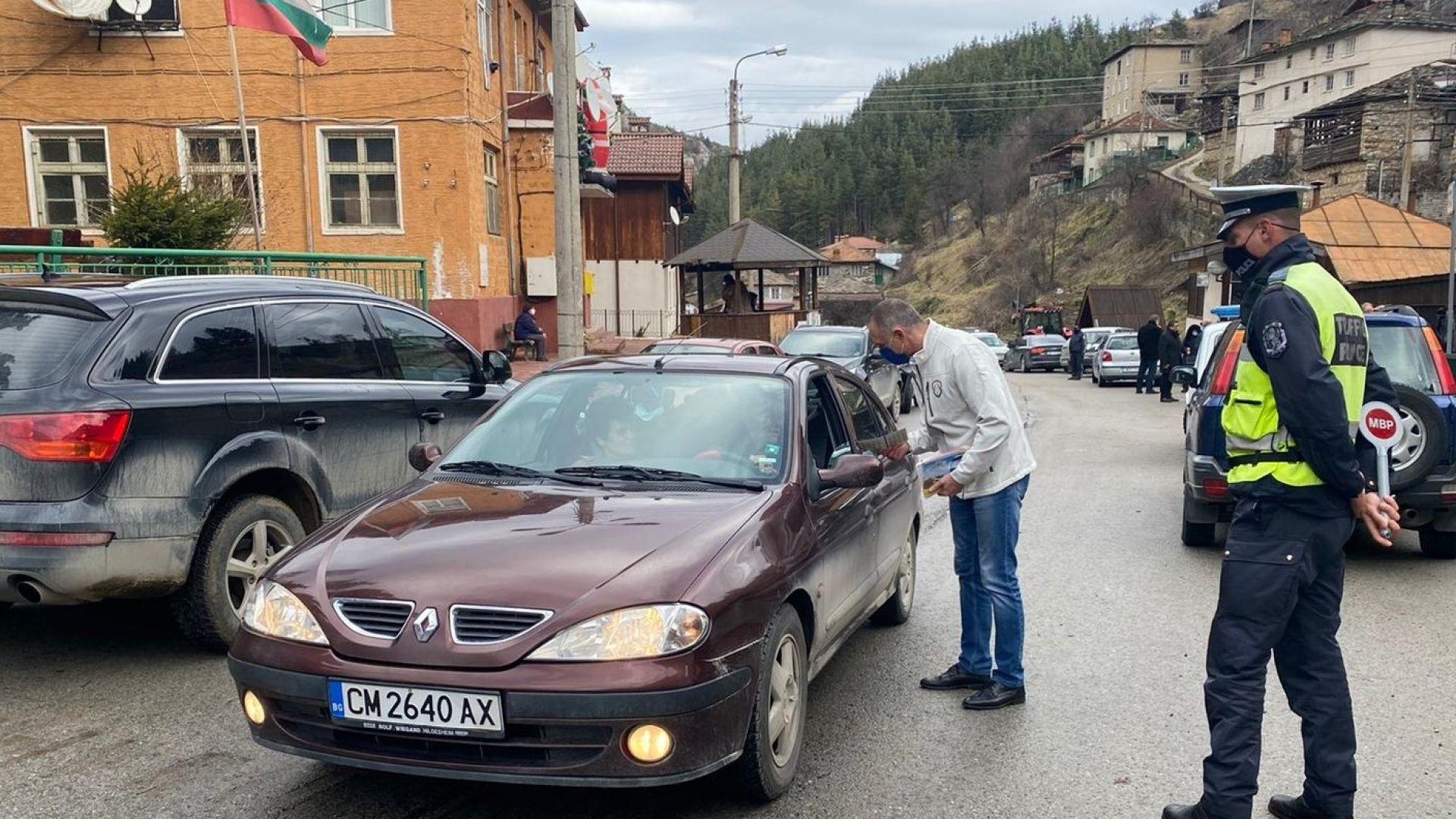 Раздадоха курбан на пътя в Смолянско, всяка 4-а катастрофа е с пиян шофьор