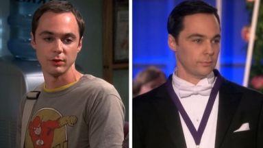 13 любими герои от сериали и как се промениха те: в първия vs. в последния епизод